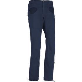 E9 Rondo Flax Climbing Trousers Men blue navy